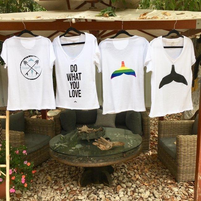 Ocean Circle Women T-shirt-3077