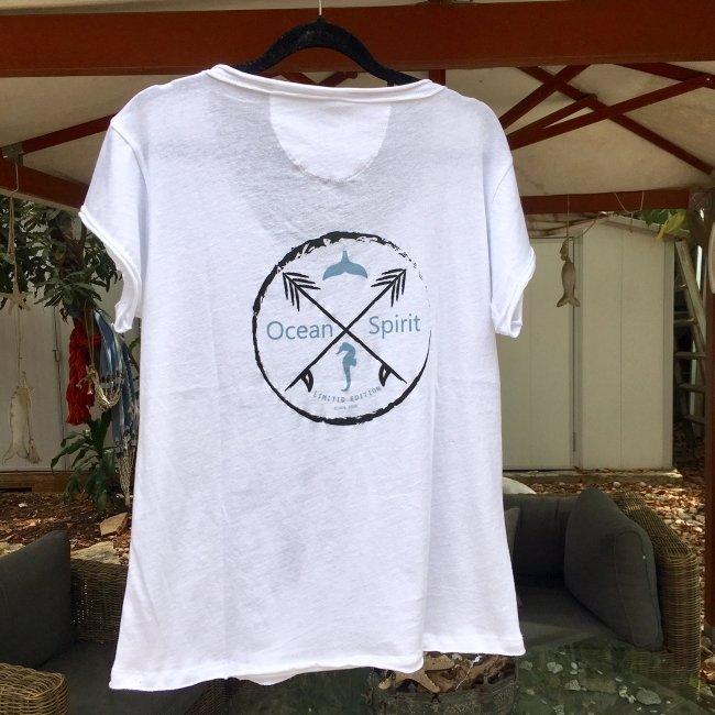 Ocean Circle Women T-shirt-3075