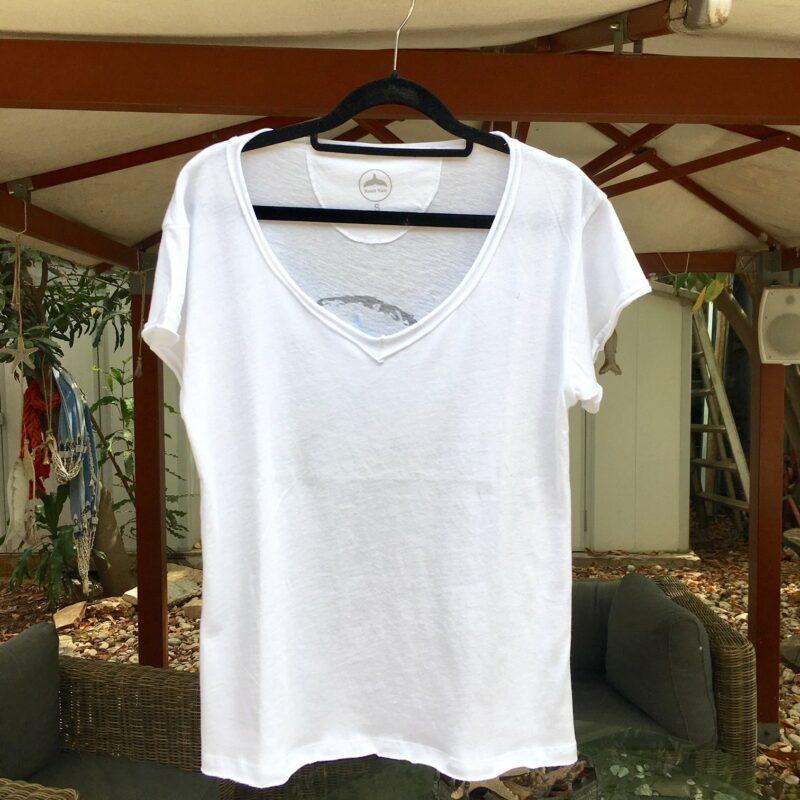 Ocean Circle Women T-shirt-3076