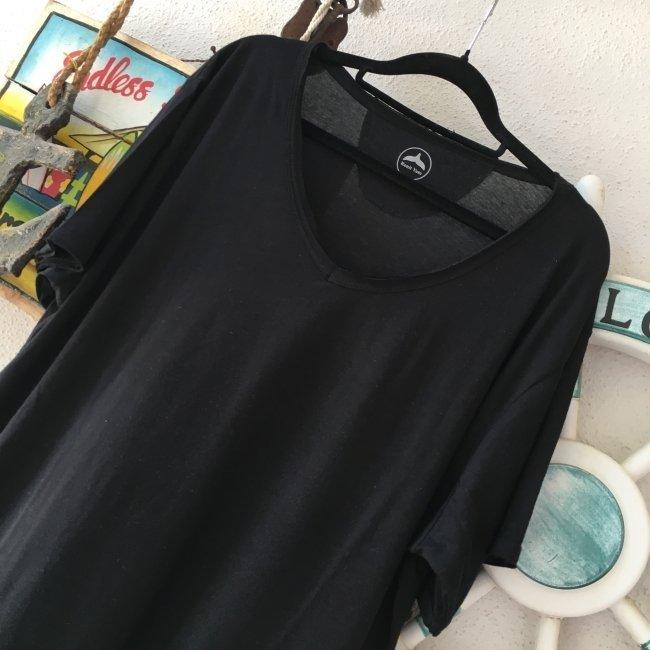 Black Men T-Shirt-3339