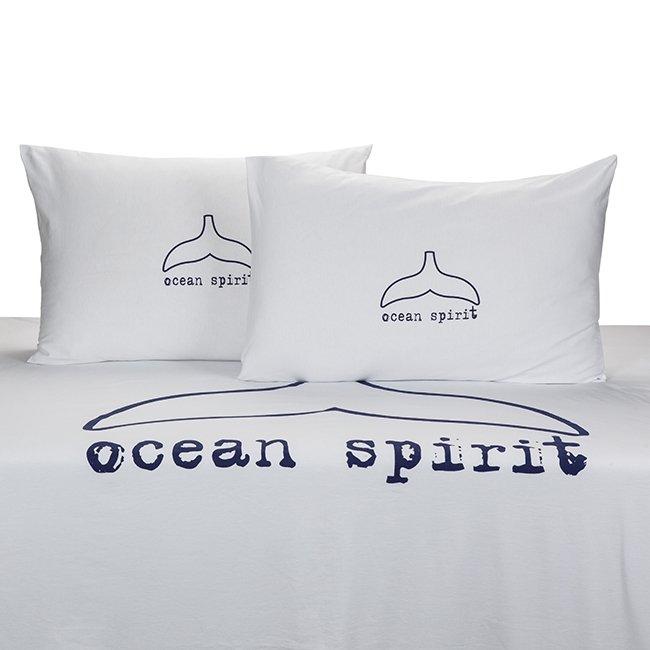 Ocean Spirit Double Blanket Cover-3284