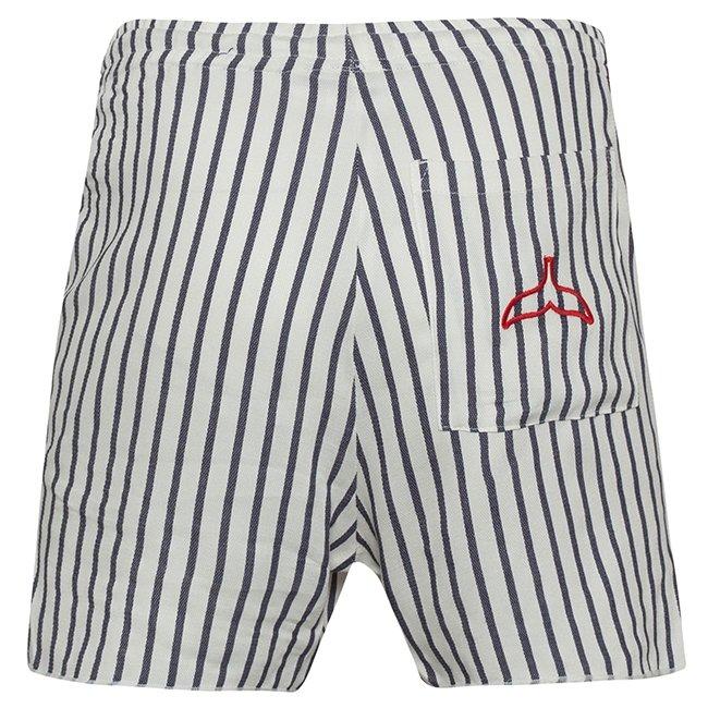 Short Stripes Pants-0