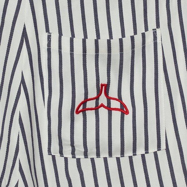 Short Stripes Pants-3492