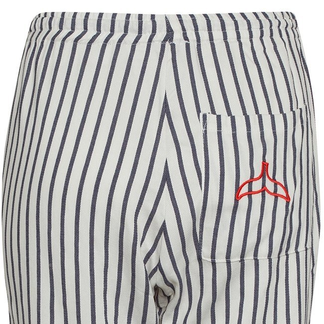 Stripes Pants-3486