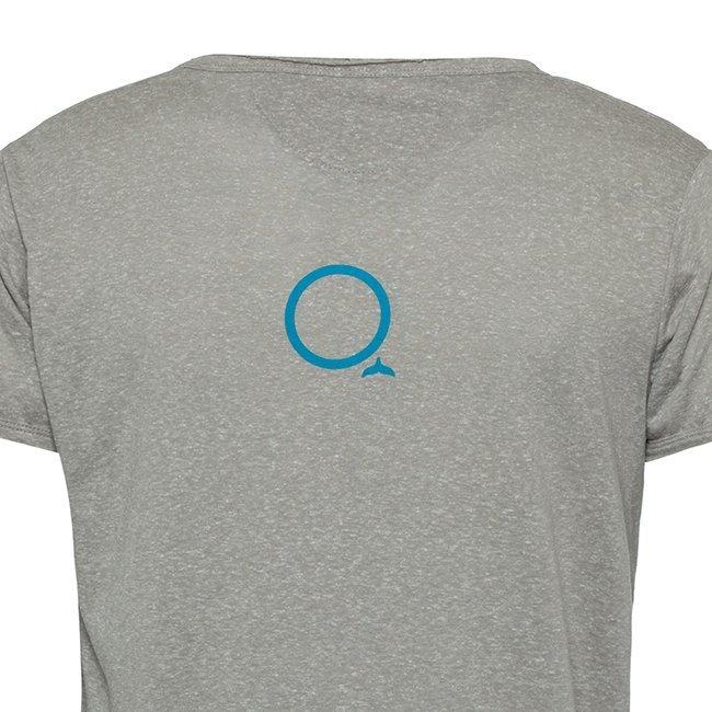 Grey Men T-Shirt-3461