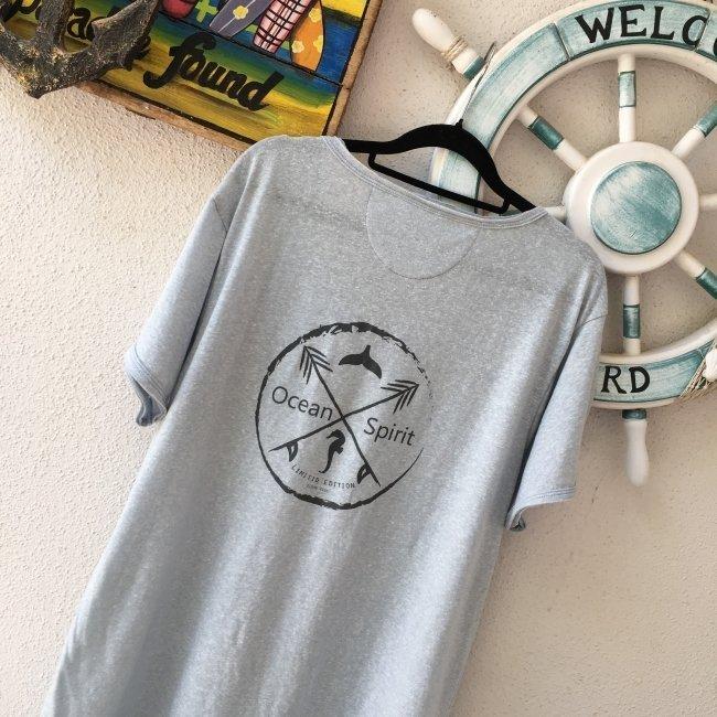 Ocean Circle Men T-Shirt-3344