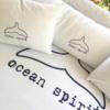 Ocean Spirit Double Blanket Cover-3273