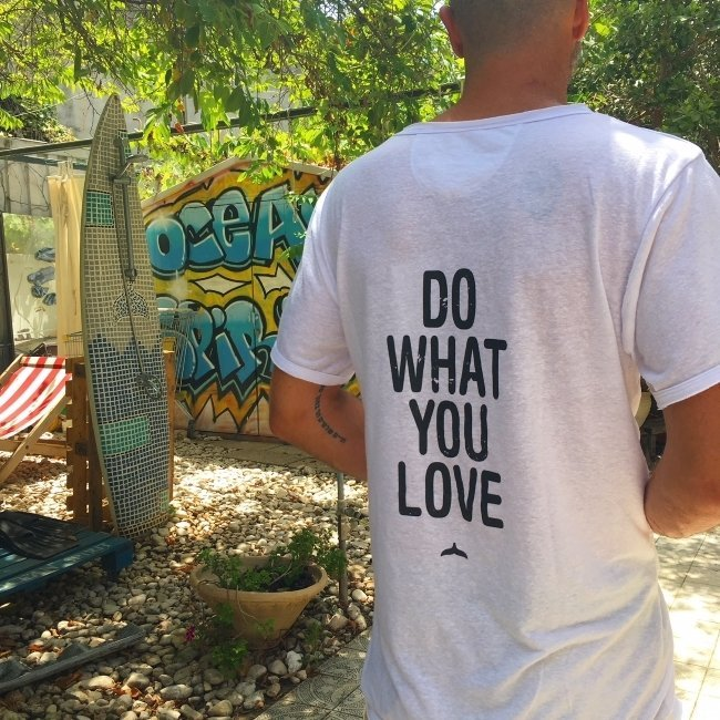 Do What You Love Men Shirt-3333