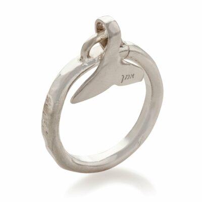 טבעת סנפיר-0
