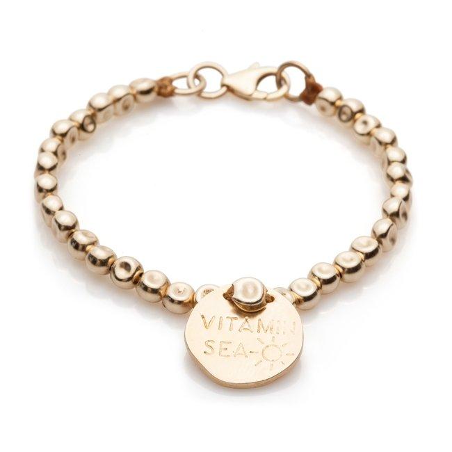 Vitamin Sea coin Bracelet-0