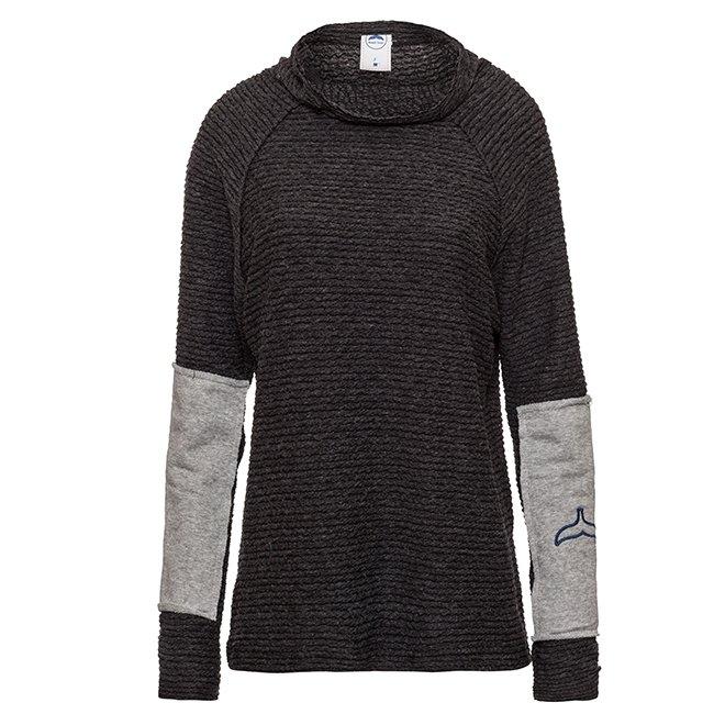 Unisex Waffle Sweater-0