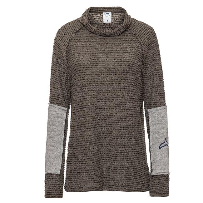 Unisex Waffle Sweater-3811