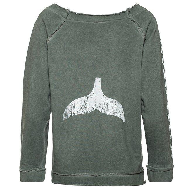 Women Ocean Spirit Sweater-4061