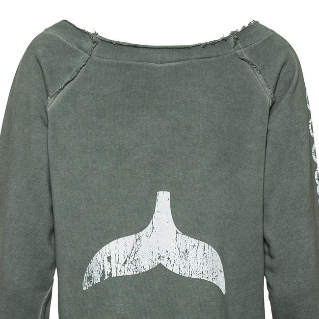 Women Ocean Spirit Sweater-4065