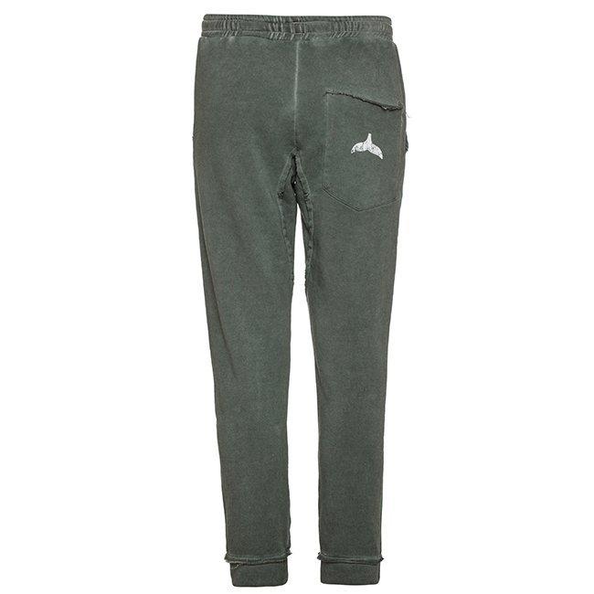 Unisex Footer Pants-0