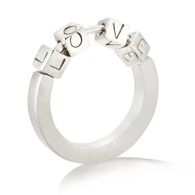 טבעת Ocean בהתאמה אישית-4116