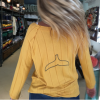 Women Whale Tail Sweater-3971