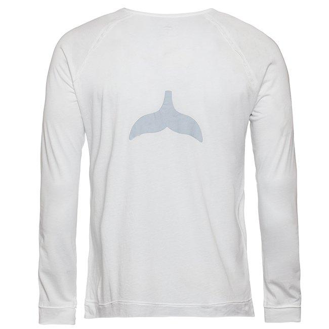 חולצת סנפיר ארוכה לגבר-4735