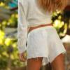 מכנסי ריזורט קצרים-4943