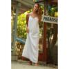 שמלת מקסי ריזורט-5043