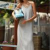 שמלת מקסי ריזורט-0