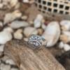 טבעת חותם עין-5398