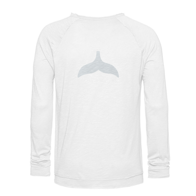 חולצת סנפיר ארוכה לגבר-6195
