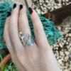 טבעת YOU ARE MY MATCH-6126