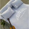 סט מצעים מלא למיטה זוגית 160 - סנפיר-7691