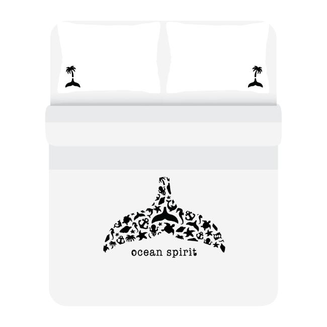 סט מצעים מלא למיטת יחיד - סנפיר-7507