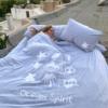 סט מצעים מלא למיטה זוגית - X-MIX-7735