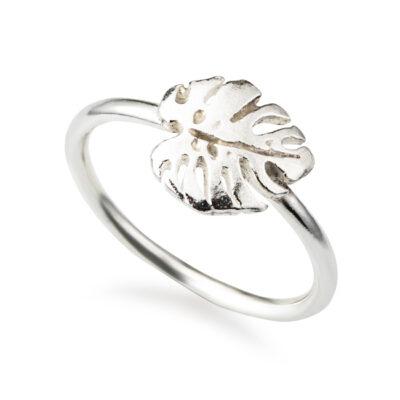 טבעת עלה
