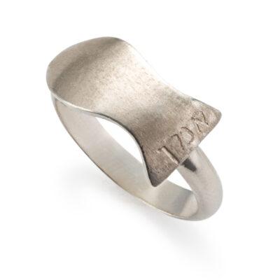 טבעת דג קטן